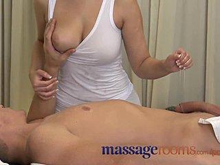 Large massage porn