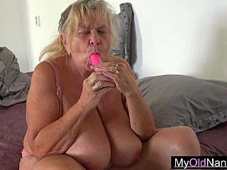 Doris Große Brüste BBW