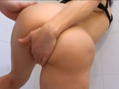 Not son, Anal, Old woman, Bathroom, Milf, Assfucking, Taboo, Mature, Young, Fucking, Mommy, Ass, European, Old, French