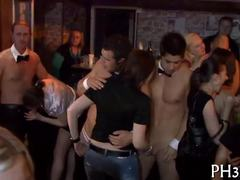 Night club is the best place for some hot sex