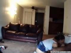 Caught, Friend, Blooper, Boyfriend, Homemade, Amateurs, Fight, Cheating, Sex tape, Ebony, Black, Accident, Blowjob