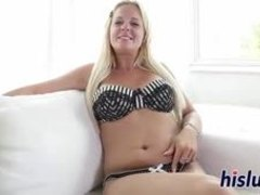 Monster cock, Boobs, Blonde, Chubby, Bunny, Big cock, Big tits, Fat, High definition, Cock, Tits, Hardcore, Blowjob