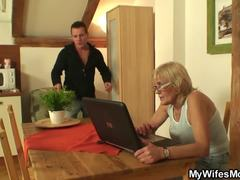 Friend's mom, Doggystyle, Mature, Grandmother, Girlfriend, Mommy, Friend, Old, Granny, High definition