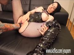 Teen, Fisting, Fetish, Bizarre, Latex, Orgasm, Pussy, Insertion, Fucking, Bdsm, Stretching, Amateurs, First time