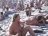 Beach, Group, Amateurs, High definition, Public, Swingers, Blonde, Sex, Outdoor, Nude