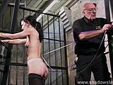 Needle, Bound, Domination, Crying, Slave, Bondage, High definition, Bdsm, Fetish, Punished