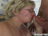 Cumshot, Cougar, Mature, Bedroom, Fucking, Oral, Granny, Sucking, Blonde, Milf, Babysitter, Early morning, Jizz, Facial, Old, Mommy, Blowjob, European, Cum, Grandmother