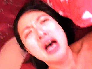 creampie córka porno